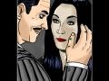 Morticia & Gomez poster