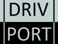 Drivport logo