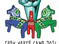 EUDY youth camp 2016 logo