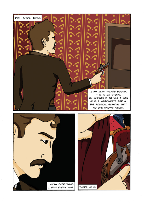 Abe Z page 1
