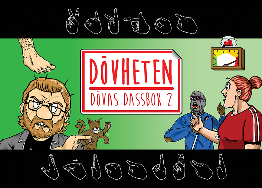 Dövheten - Dövas dassbok 2